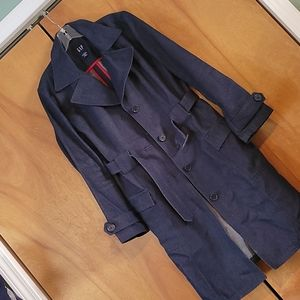 Gap Denim Trench coat